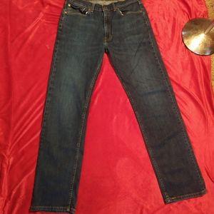 *EUC* Men's Darkwash Denim 505 Levi's Jeans 34x34